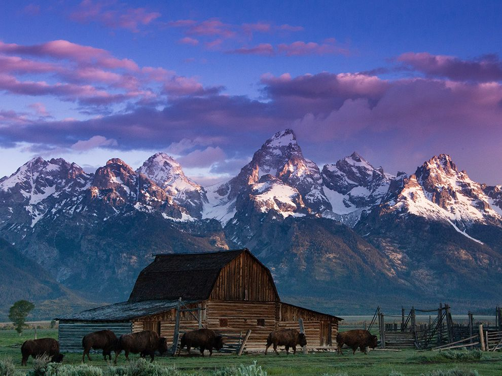 2 Grand Teton National Park, Wyoming