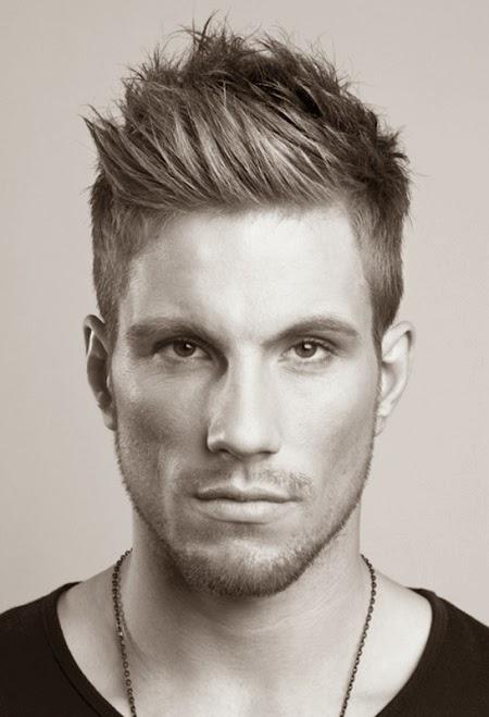 COOL MODERN MENS HAIRSTYLES -