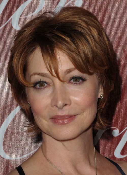 Classy & Simple Short Hairstyles For Women Over 50
