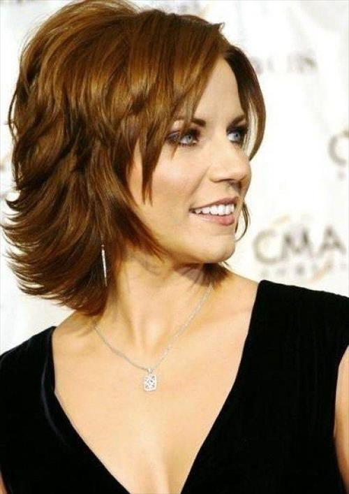 Hairstyles for older women image.