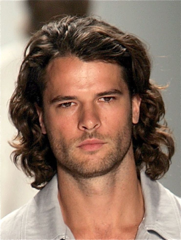 Long Hair Styles for Men 2015