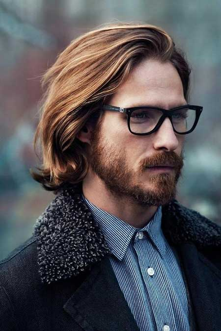 Long Hairstyles for Men ideas