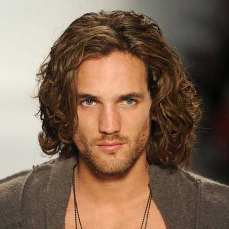 Long Hairstyles for Men images