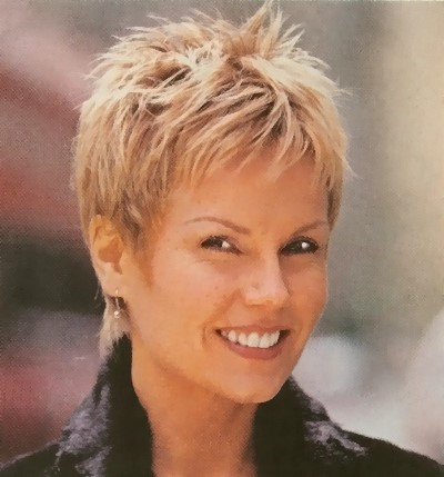 Short Hairstyle Picture Gallery