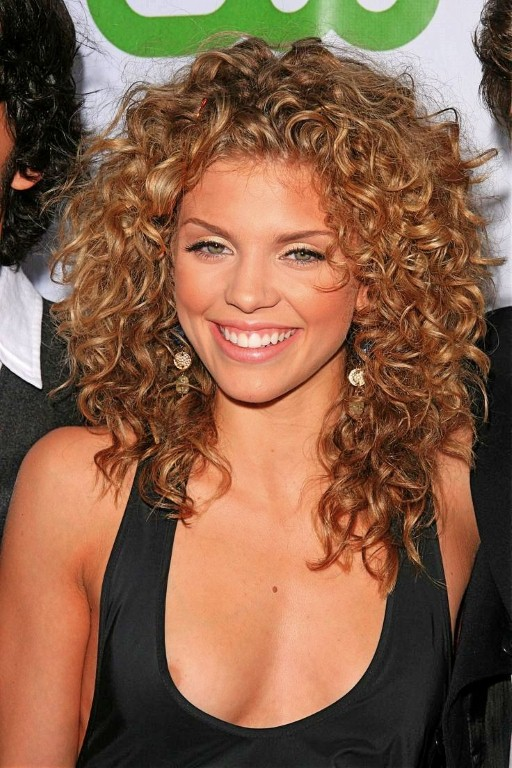 Short Hairstyles For Thick Curly Hair images