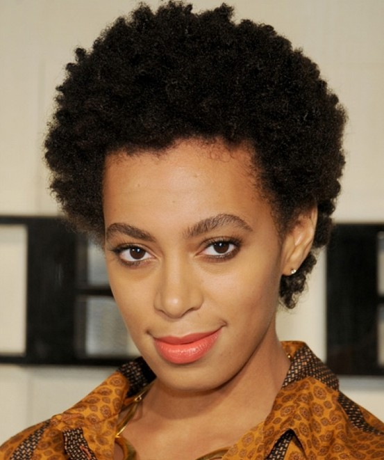 Short natural hairstyles for black women images
