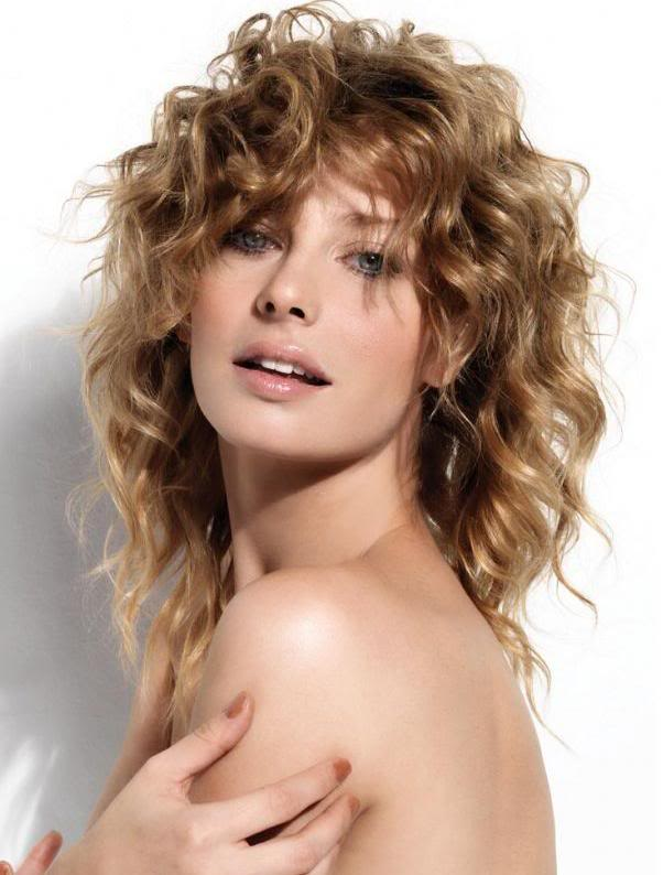 hairstyles for curly hair..