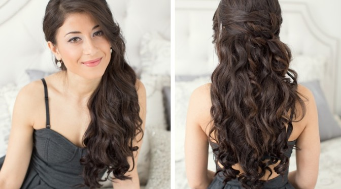 Prom Hairstyles For Long Hair Women's
