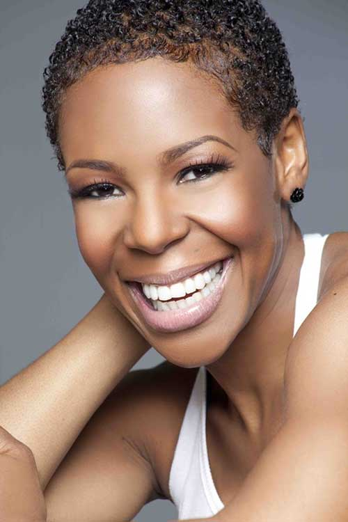 Short Natural Hairstyles For Black Women The Xerxes