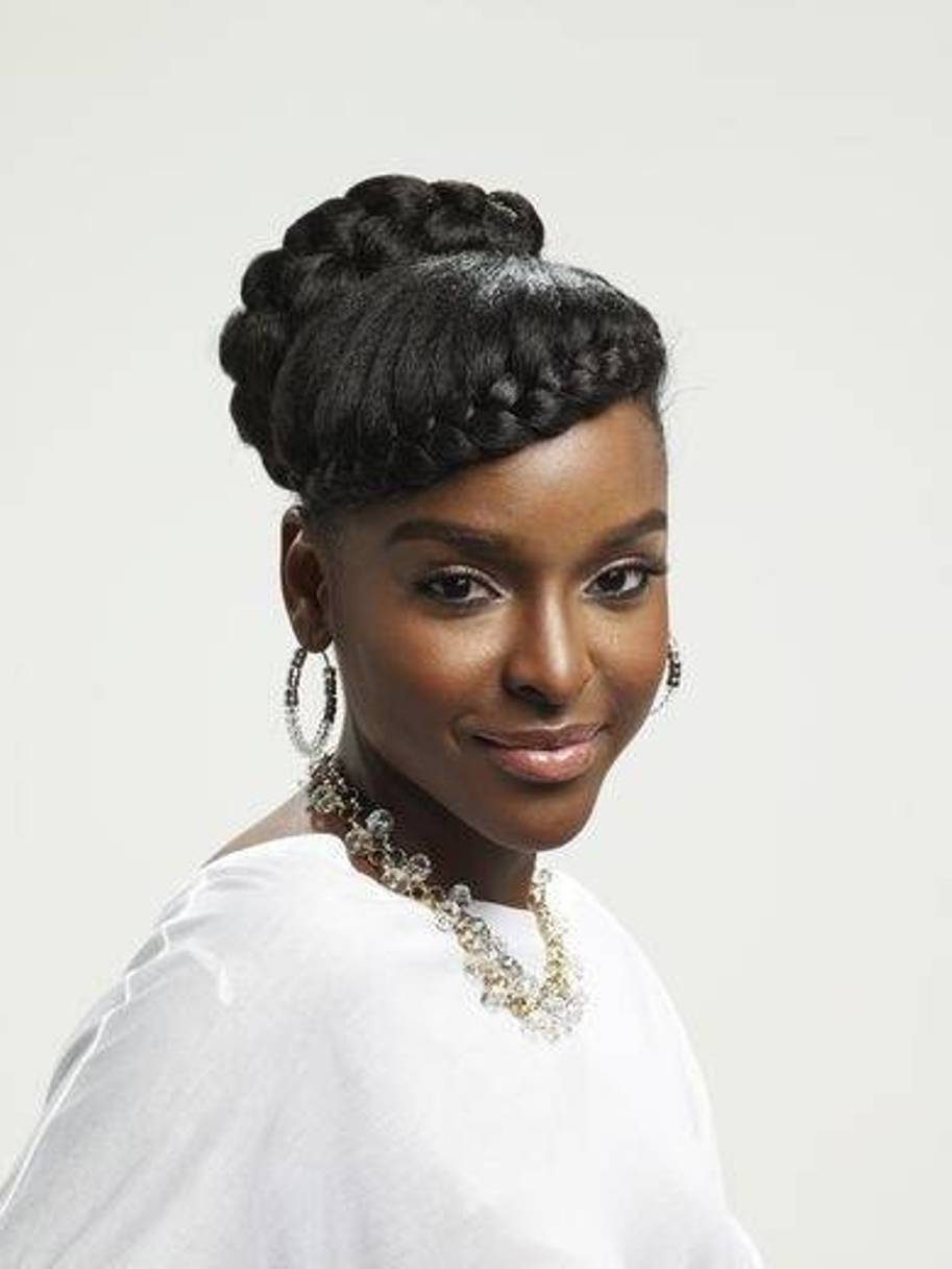 natural hairstyles hair braids braided updo african afro hairstyle google