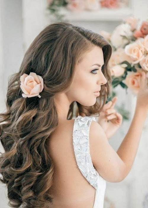 Best Wedding Hairstyles for Long Hair - Wedding And Dressing