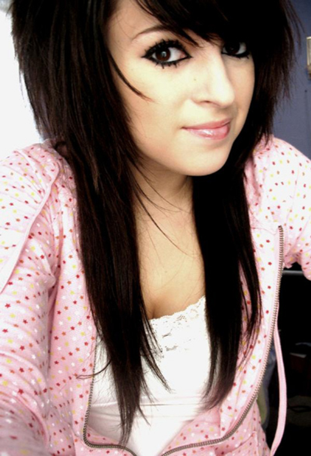 Emo Hairstyles For Girls Pictures