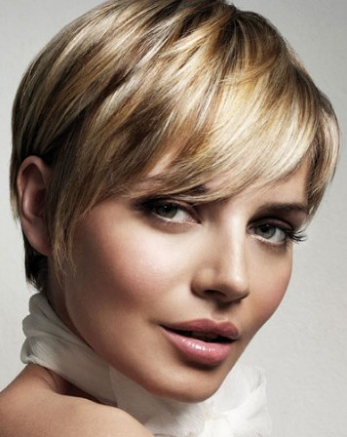 Short Hair Cuts Ideas For Women S The Xerxes
