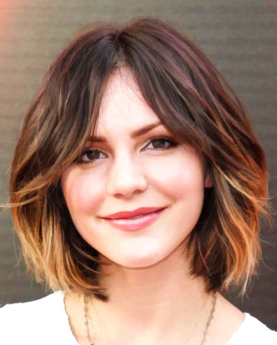 Short Hair Color Ideas..