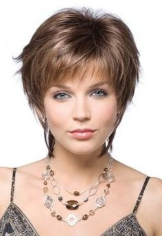 Short Hairstyles For Women Over 50 - The Xerxes