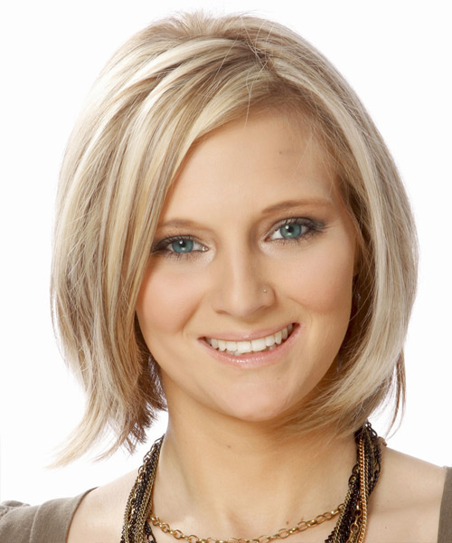 Short hairstyles for fine hair for women