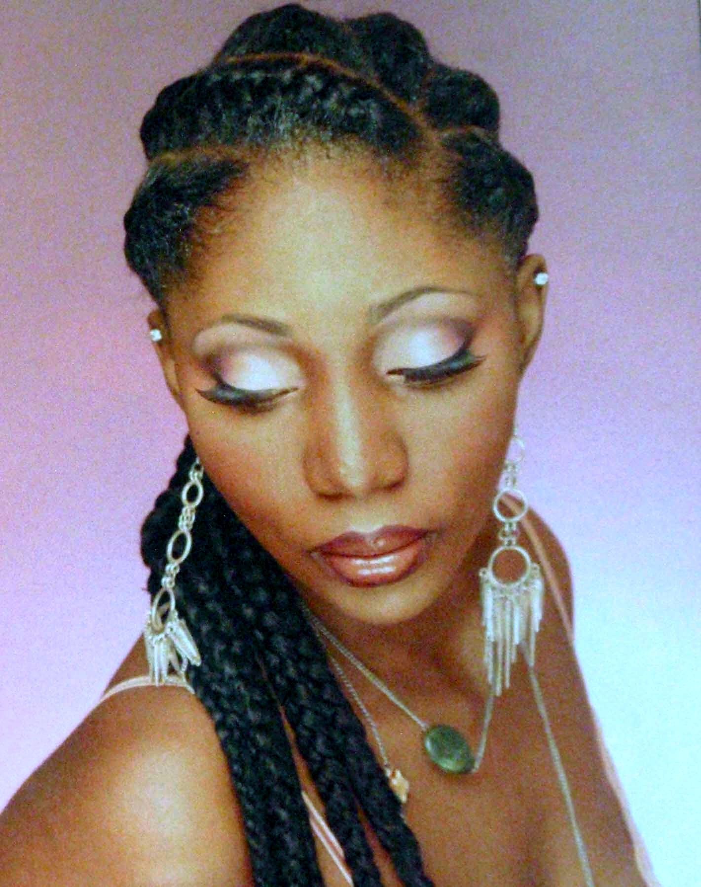Braiding Hairstyles Ideas For Black Women - The Xerxes