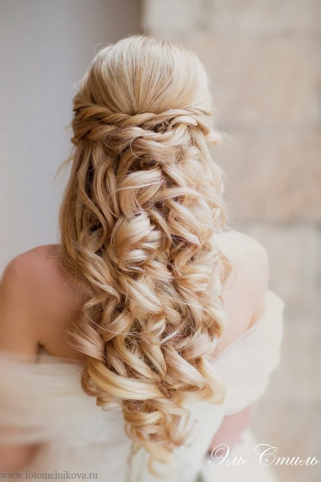 bride hairstyles  Hair and Makeup Ideas