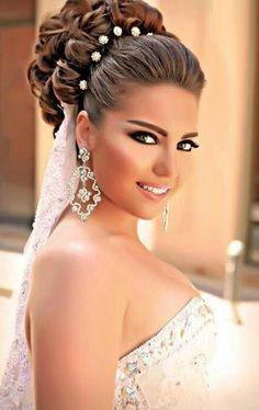 bride hairstyles gallery