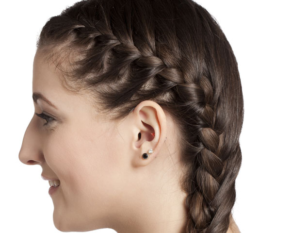 French Braid Hairstyles Ideas To Look Classical Beautiful The Xerxes