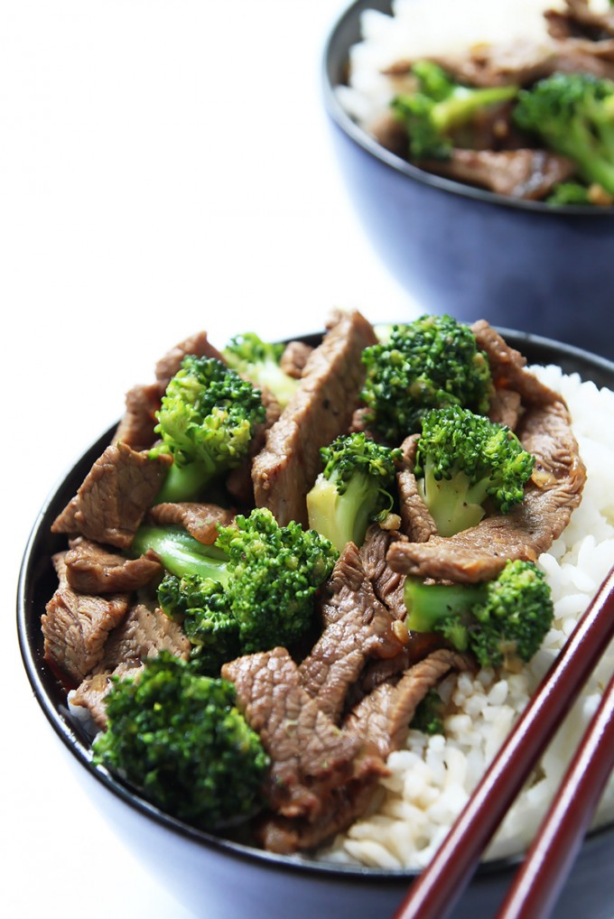 18 EASY GINGER BEEF BROCCOLI STIR FRY