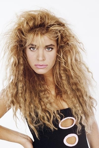 Popular Hairstyles in The 80s