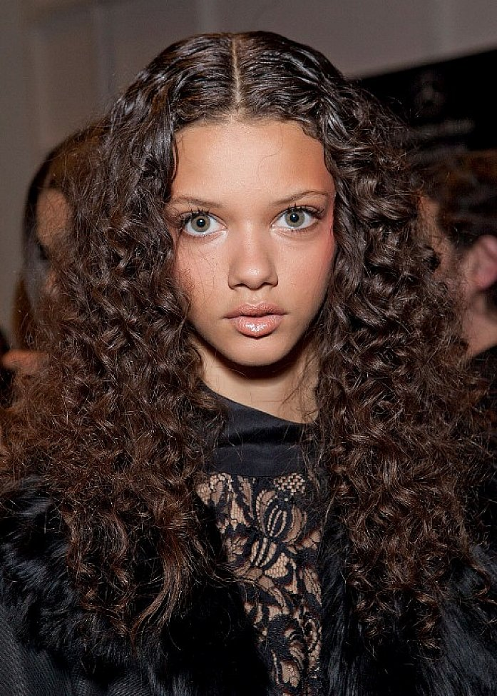 Gorgeous Hairstyles for Girls with Curly Hair - The Xerxes