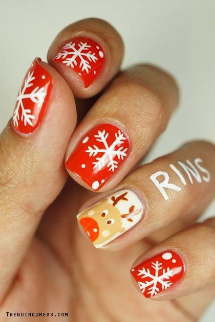 Christmas Nail Designs ideas
