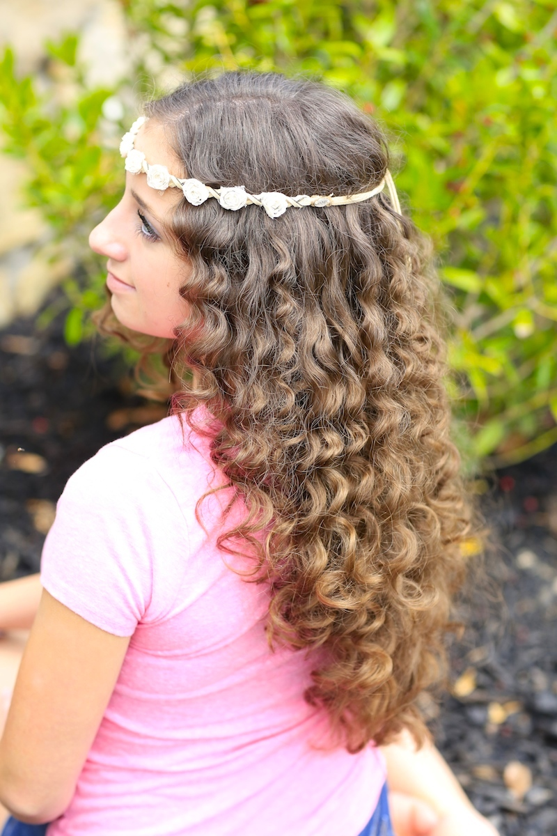 Top 10 Curly Hairstyles For Kids - The Xerxes