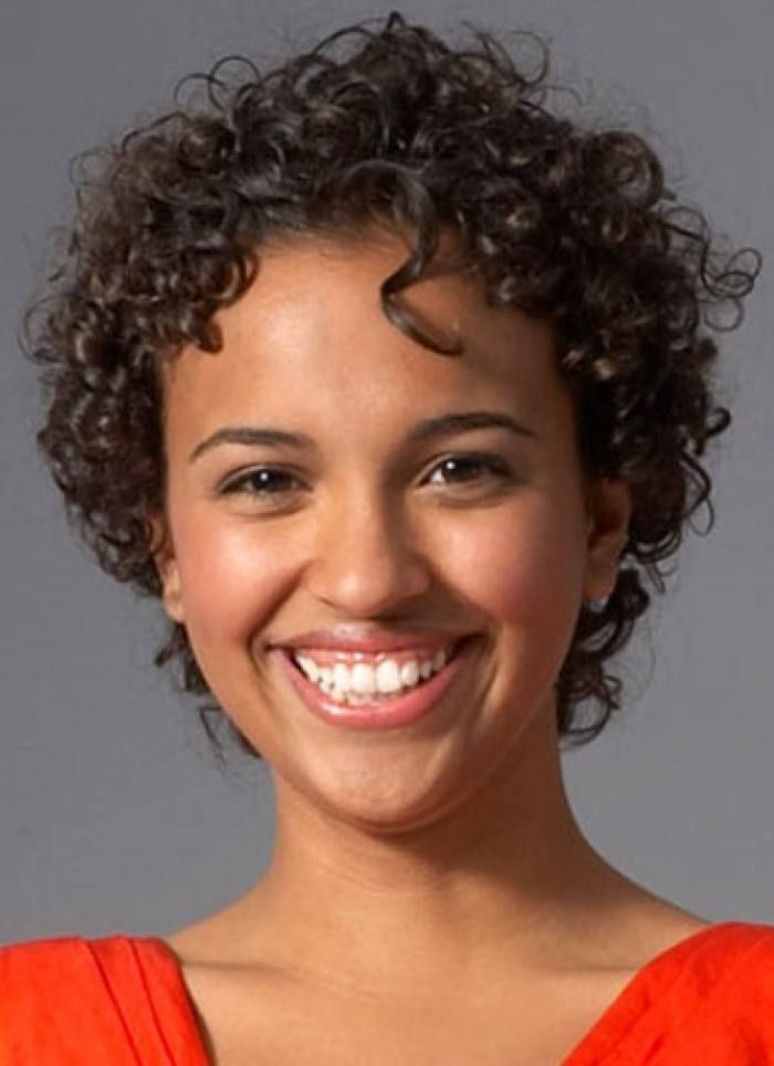 Short Curly African American Hairstyles ...