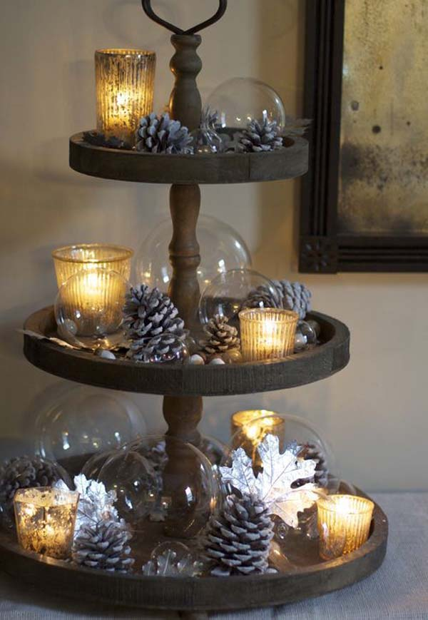 elegant-rustic-christmas-decorations