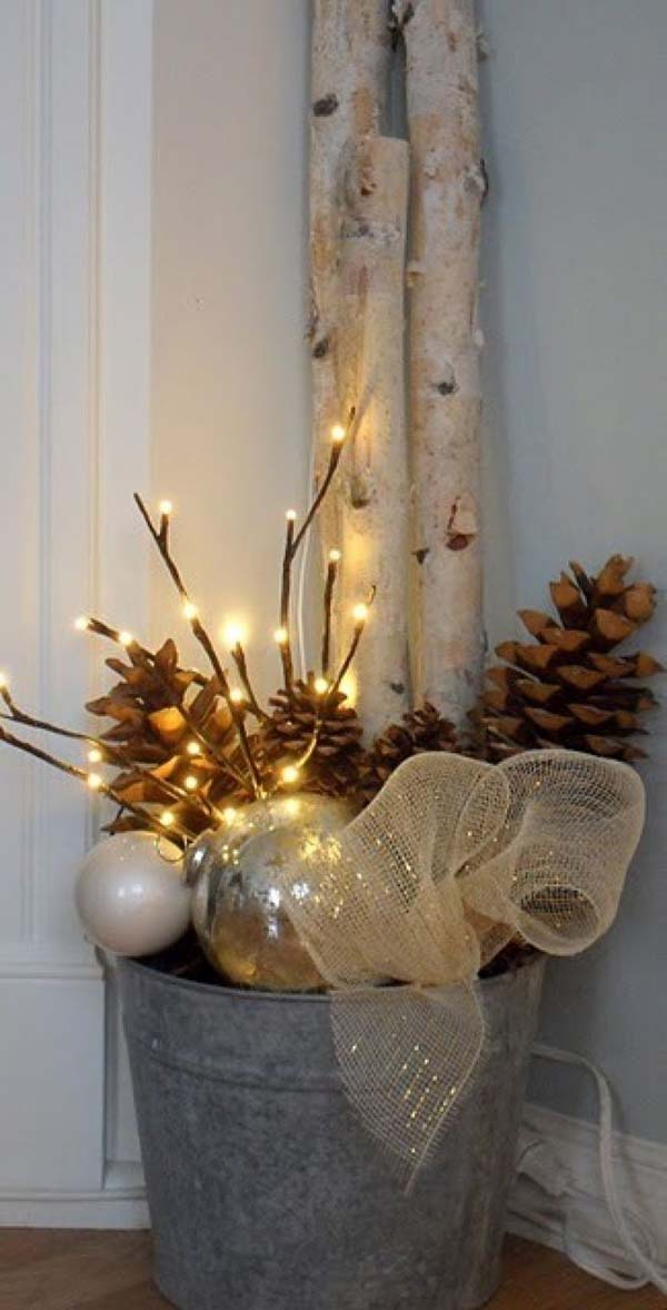 ideas-rustic-christmas-decorations-with-lights