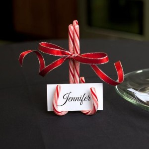 Candy Cane Christmas Decor Ideas