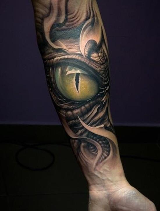 Eye Tattoo Designs (21)
