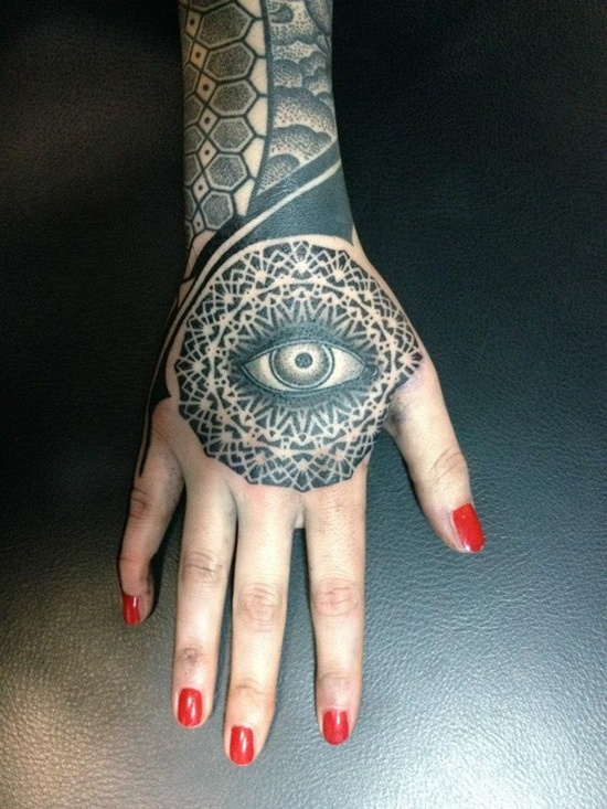 Eye Tattoo Designs (29)