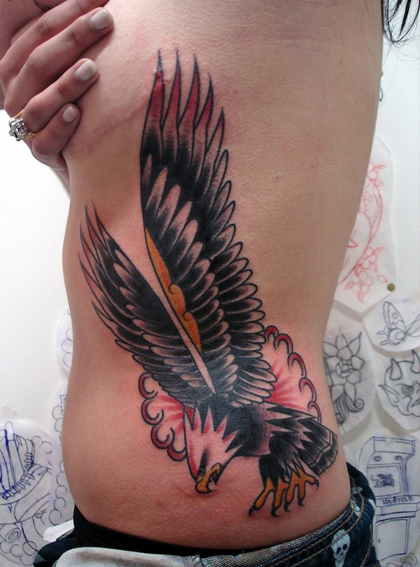 Incredible Eagle Tattoo Design Ideas