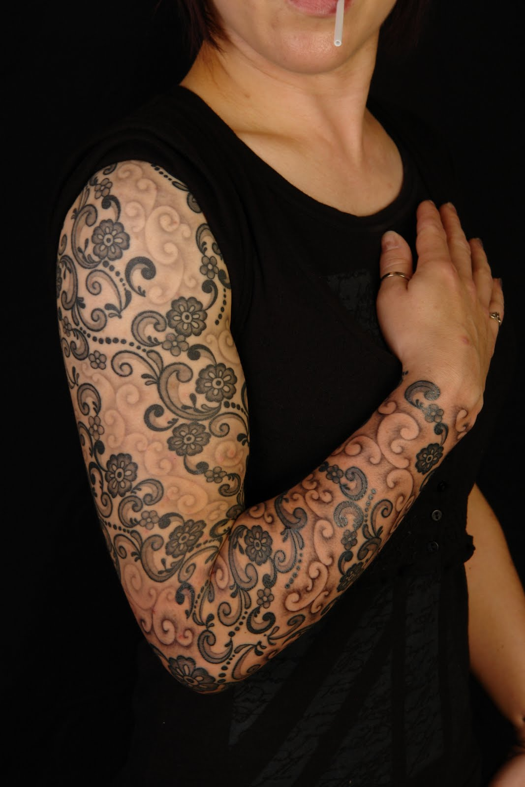 Sleeve Tattoo Design (18)
