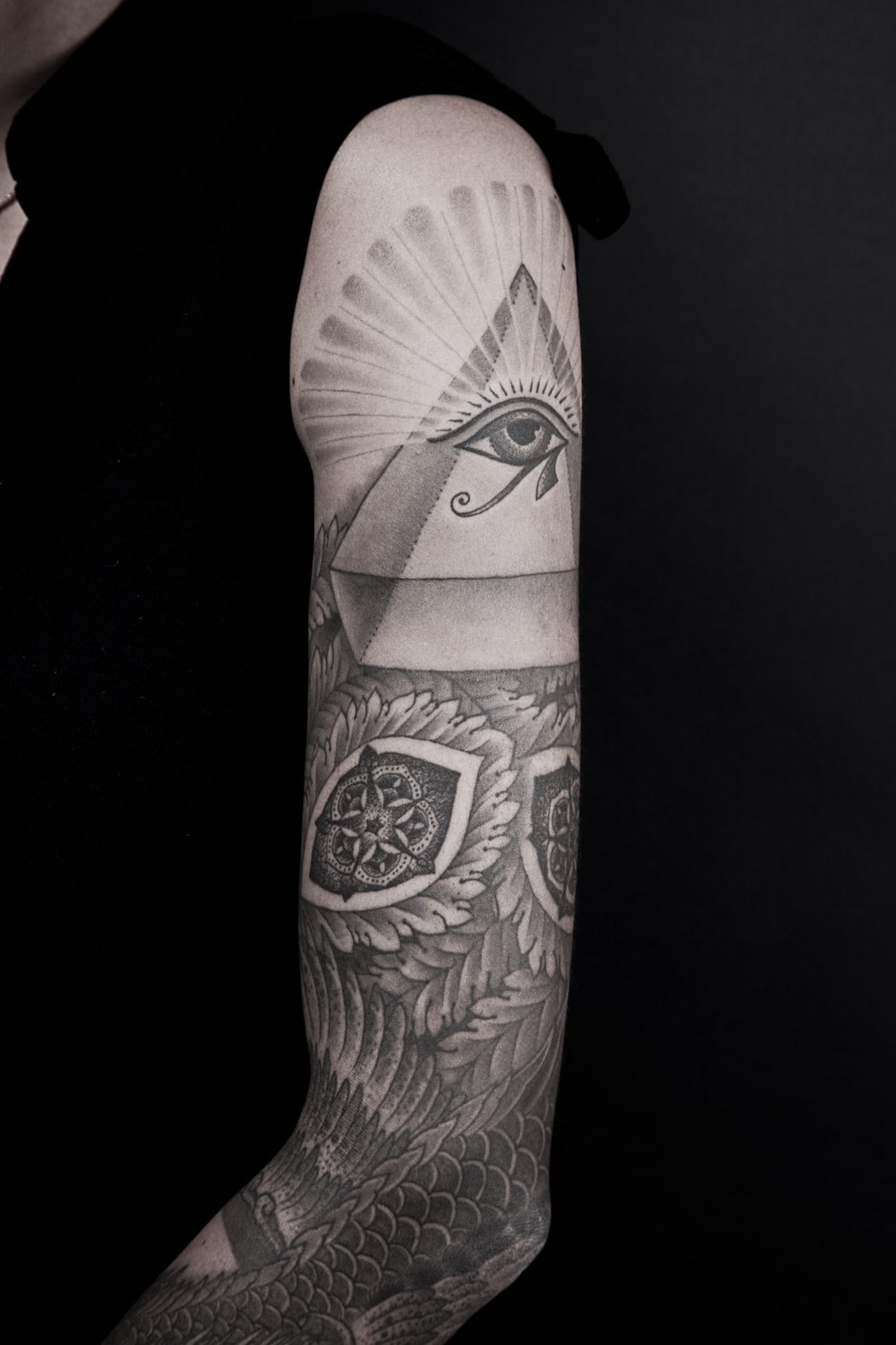 Tattoo Design Sleeve: Awesome Sleeve Tattoo Design Ideas