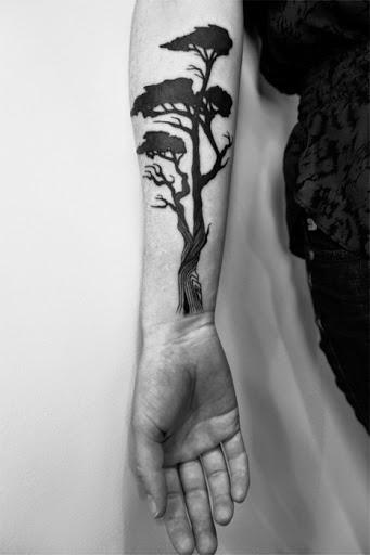 Tree Tattoo Designs (42)