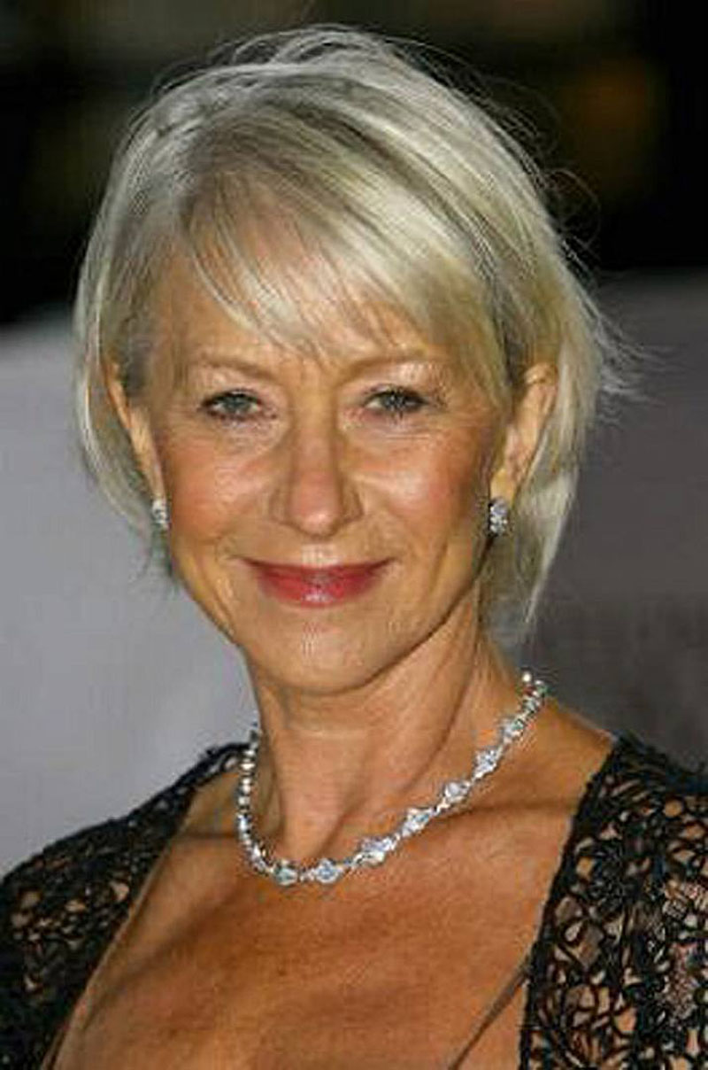 Modern Hairstyles For Women Over 50 - The Xerxes