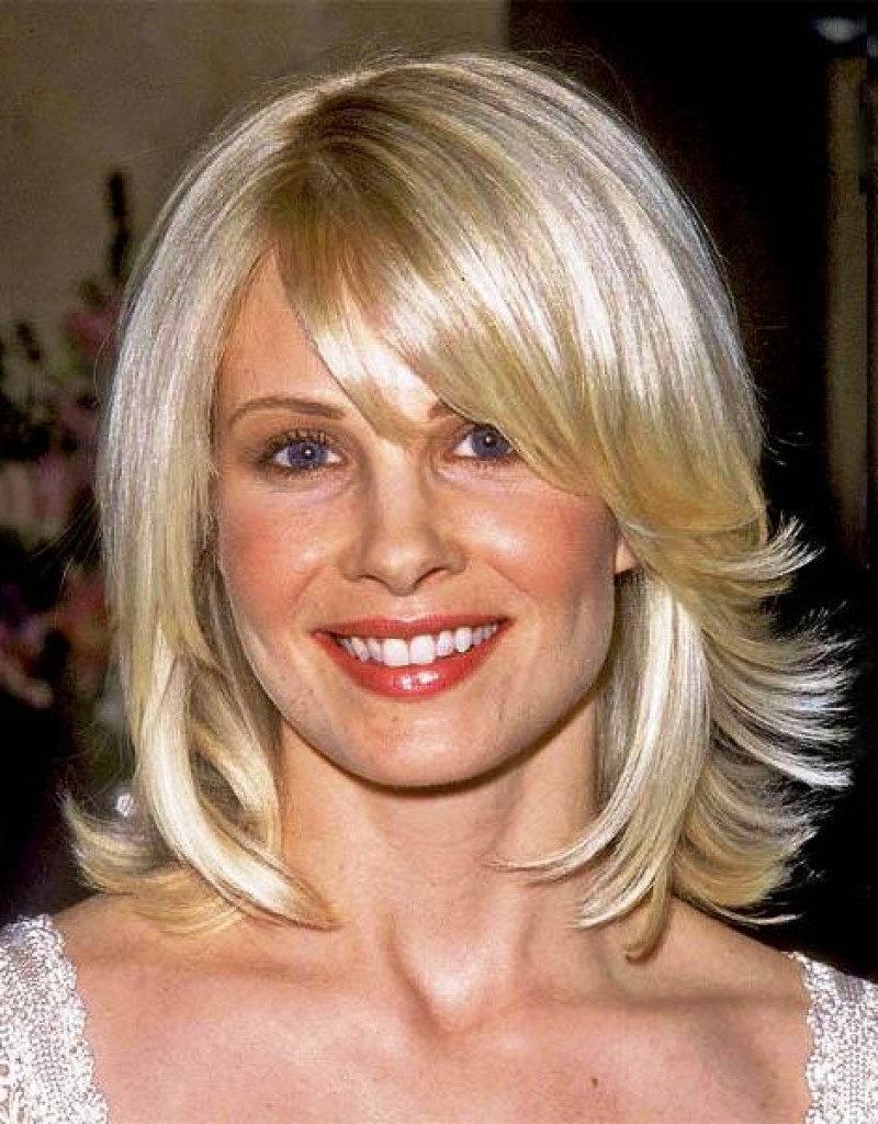 Hairstyles For Women Over 50 With Fine Hair - The Xerxes