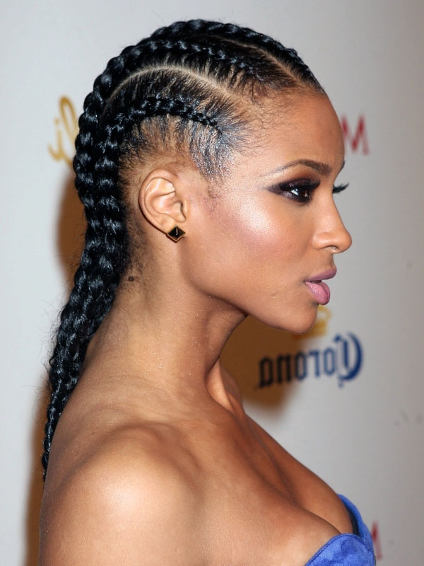 25 African Hair Braiding Styles - The Xerxes