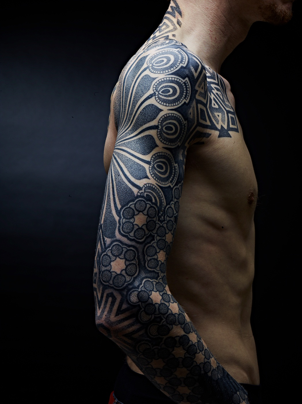 Best tattoo designs for men in 2016 the xerxes for Male sleeve tattoo ideas