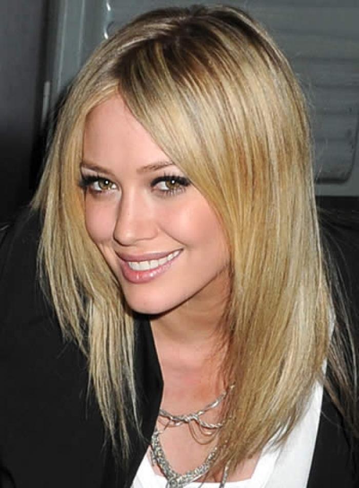 Medium Length Hairstyles Thin Hair