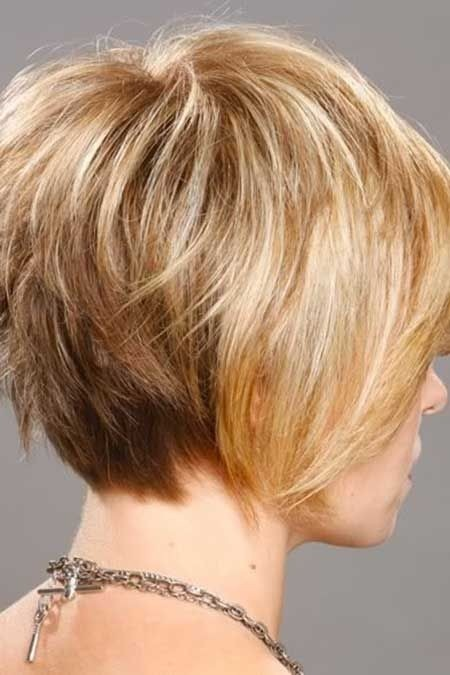 25 mind blowing short haircuts for fine hair the xerxes short bob haircuts thin hair urmus Gallery