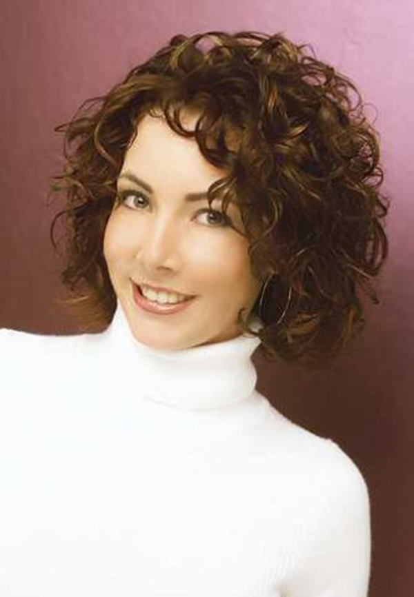 Short Haircuts for Naturally Curly Hair
