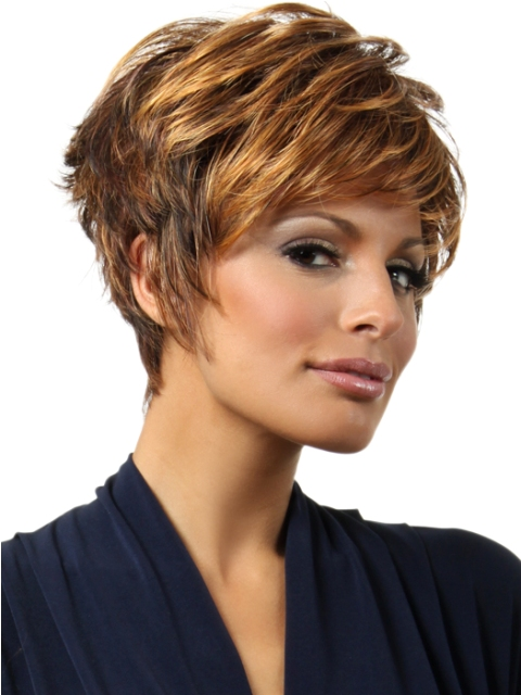 Short Hairstyles For Thick Hair...
