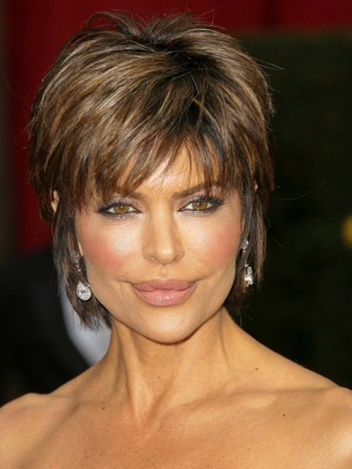 25 Short Hairstyles For Older Women For 2016 - The Xerxes