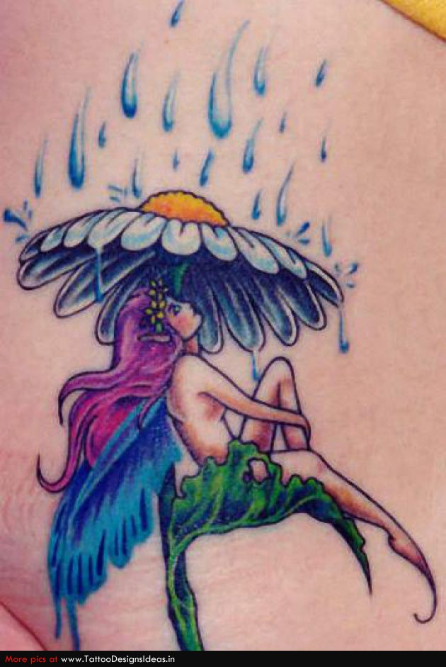 Butterfly Fairy Tattoo Designs..........