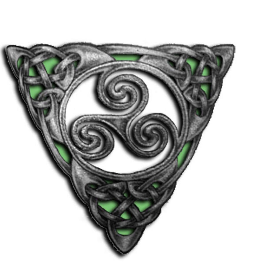 Charming Celtic Tattoo Design